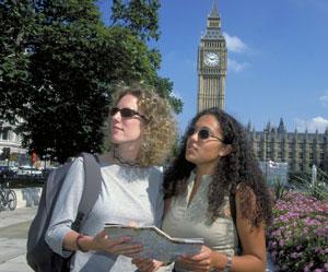 Touristen London